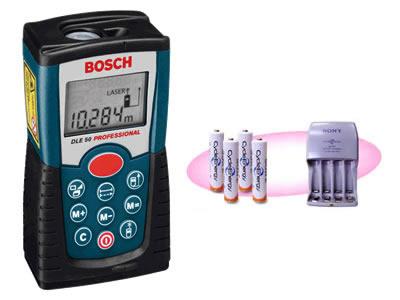 ボッシュ レーザー距離計 DLE50