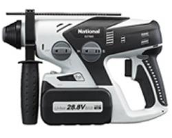 ナショナル 充電ハンマードリル EZ7880