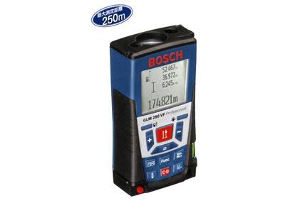 ボッシュ レーザー距離計 GLM250VF