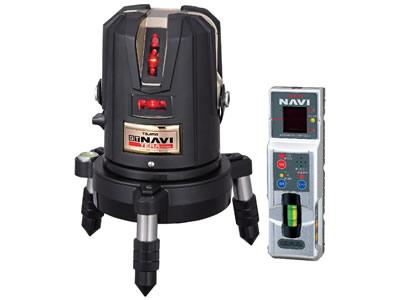 タジマ NAVIレーザー墨出し器 GT4R-NXi